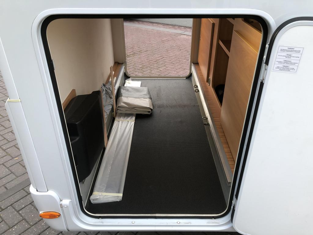 Dethleffs Globebus T 4 AUTOMAAT- ENKELE BEDDEN