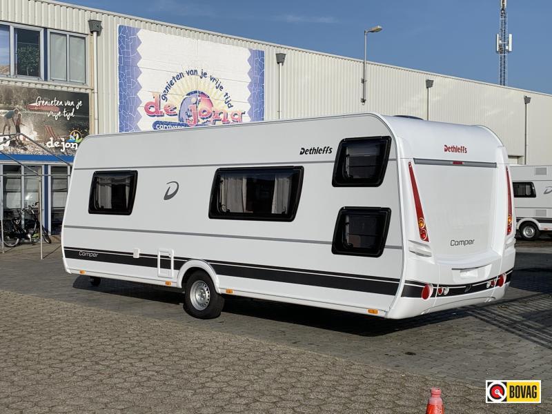 Dethleffs Camper 550 Esk-