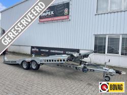 IFOR Williams Trailer CT 177 kantelbaar 510x220 3500 kg