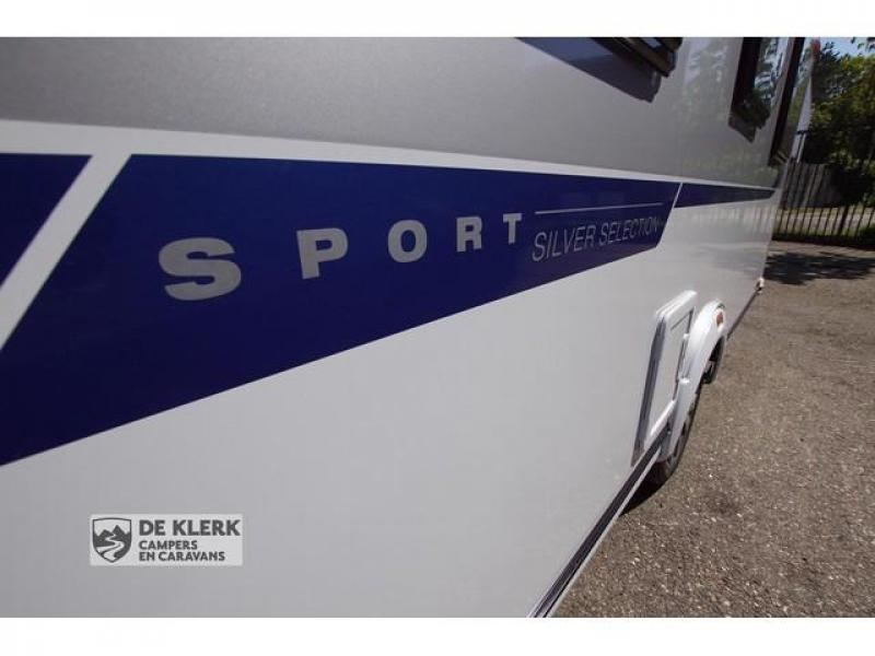 Knaus SPORT 420 QD Connected Safety Silver Selection AIRCO - 2019