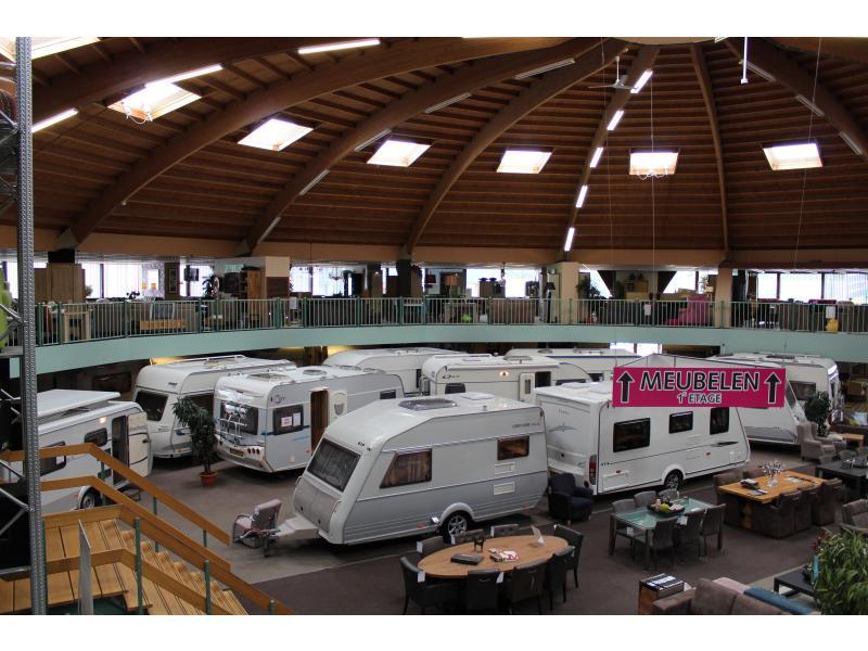 Caravelair Antares Luxe 445 Elke Zondag Open !!! - 2006