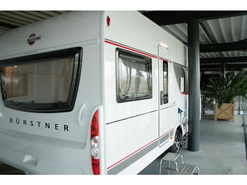Bürstner Premio Limited 450 TS NIEUW 2021 MET AIRCO