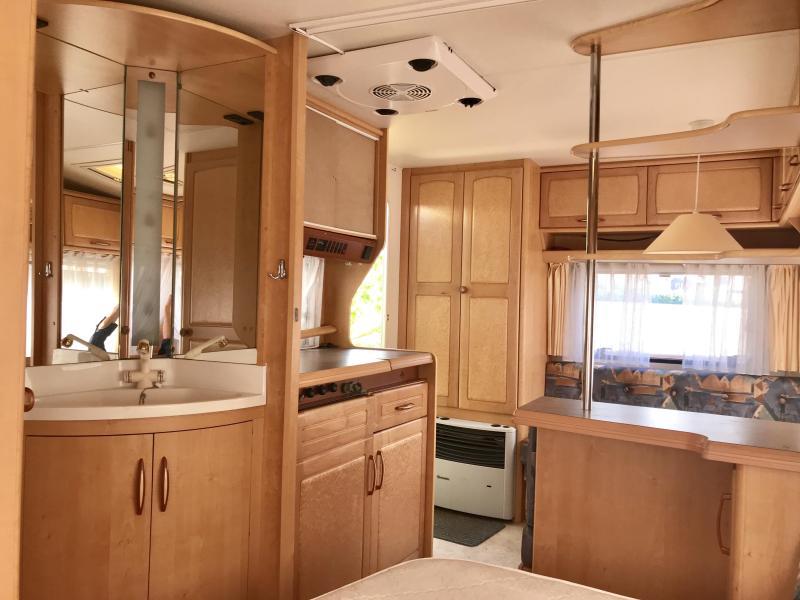 Hobby Exclusive 440 SFE Fransbed + treinzit