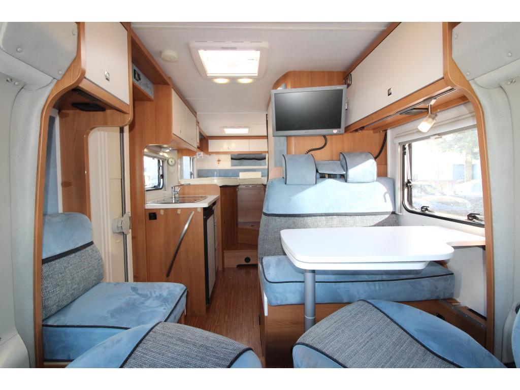 TEC AdvanTec 664 Enkele bedden - 46000km