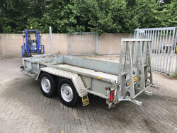 IFOR Williams Trailer GD6 MACHINTRANSPORTER 3500KG