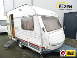 Home-Car Racer 35 HU Zeer compacte caravan