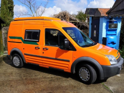 Ford Ford  Minicamp Tourneo