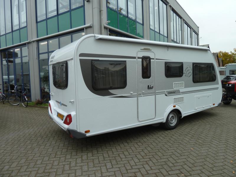 Knaus Sudwind 500 eu complete uitvoering! - 2014