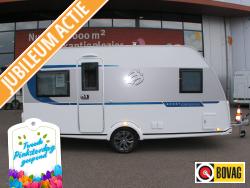 Knaus Sport Silver Selection 450 FU LICHTGEWICHT RONDZIT/BED!