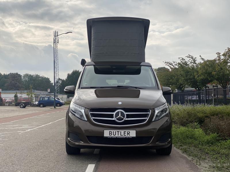 Mercedes-benz V250 marco polo