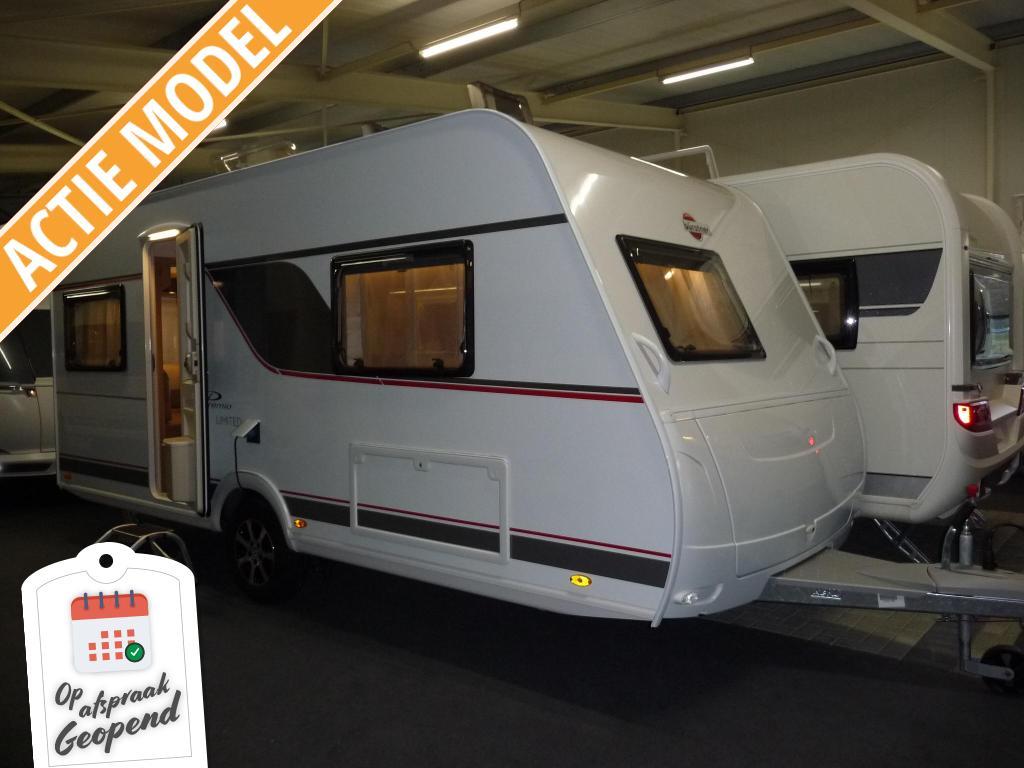 Bürstner Premio Limited 450 TS 2021 Nieuw!