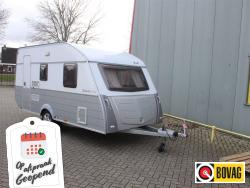 Kip Sky line Special 41 TDB Luifel, Vast bed