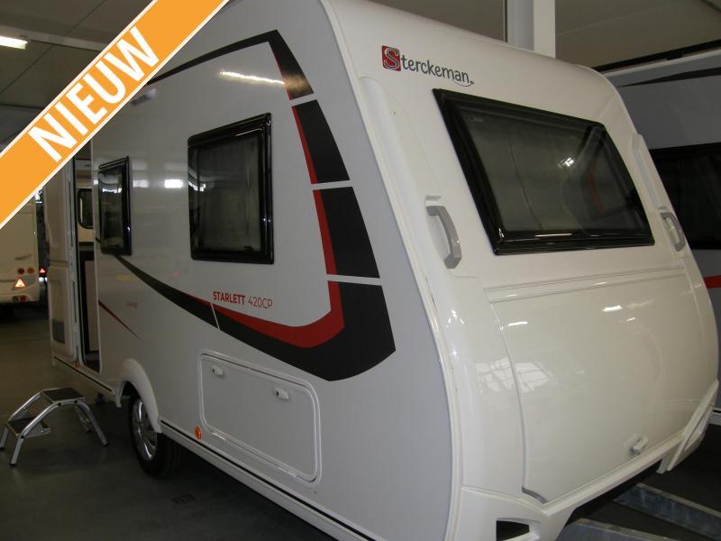 Sterckeman Comfort 420 CP