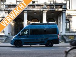 HymerCar Free 540 Blue Evolution - BORCULO