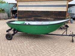 Sterk Basic 350-40 div boten boot sloep roeiboot