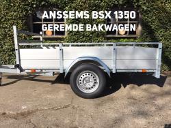 Anssems BSX-2500-Tandemasser