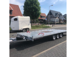 Brian James Trailers T6 Transporter 3 assen Auto transporter
