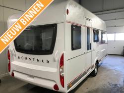 Burstner Premio 490 TL Enkelen bedden