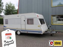 Bürstner Fun 455 TS Mover, Luifel
