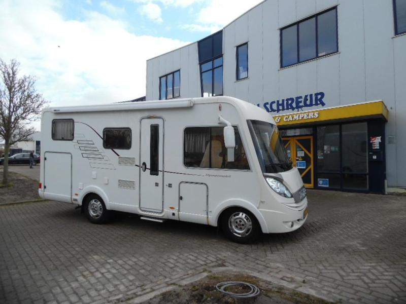 Hymer Mobil B 514 SL