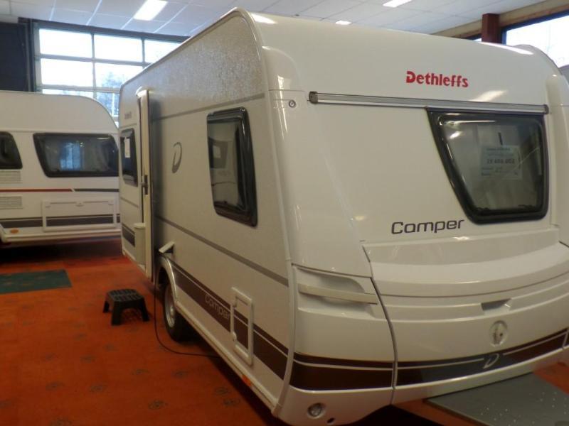 Dethleffs Camper 450 FR Vloerverwarming! - 2019