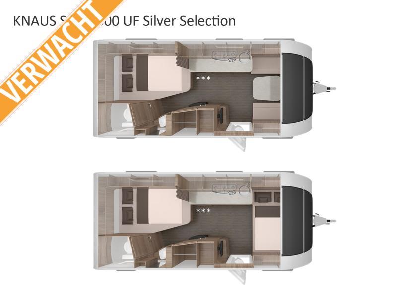 Knaus Sport 500 UF Silver Selection VERWACHT