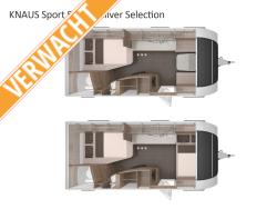Knaus Sport 500 UF Silver Selection|VERWACHT