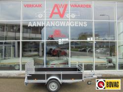 BW-Trailers kantelbare bakwagen 750kg