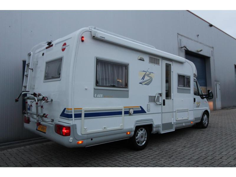 Burstner T625  Automaat - Airco - Cruise - 2002