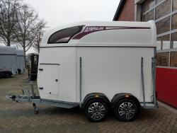 Atec Olympialine Zeer mooie polyester trailer.