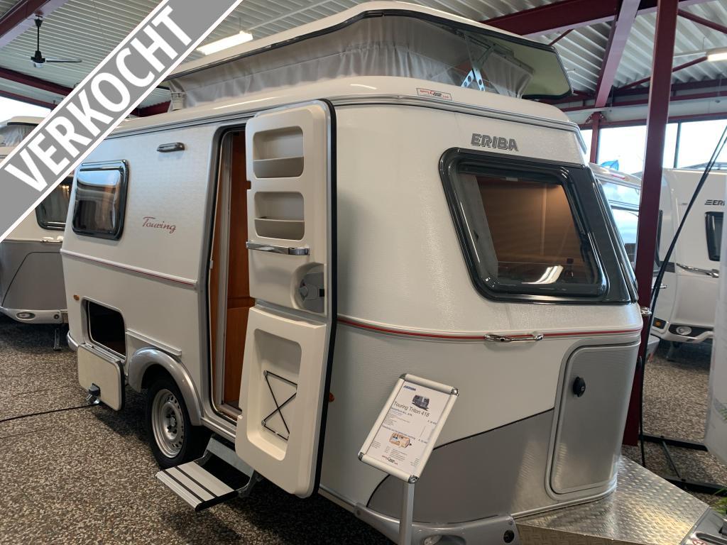 Eriba Touring Triton 418 NIEUW 2021