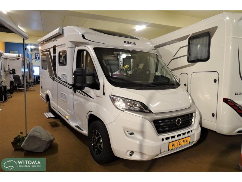 Knaus Van TI 550 MF Vansation 2021 NIEUW! - 2020