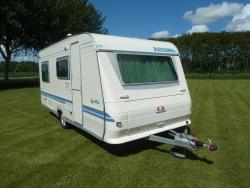 Adria Unica B 462 DP Zeer nette caravan