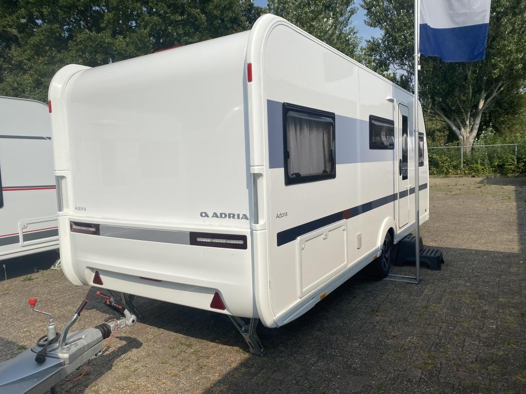 Adria Adora 542 UL te Vlissingen