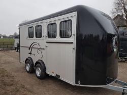 Cheval Liberte Optimax 4 paards paardentrailer