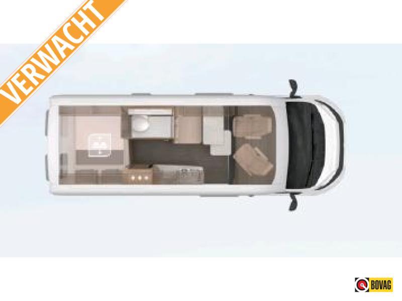 Knaus Boxlife 600 MQ buscamper  599 cm