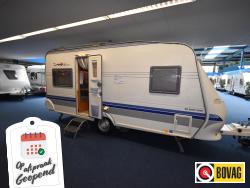 Hobby De luxe Easy 460 UFE MOVER EN VOORTENT