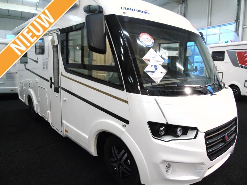 Eura Mobil Integra Line 650 HS Ruime rondzit + hefbed