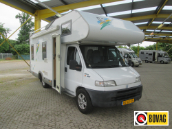 Knaus Traveller 705 HF - BORCULO