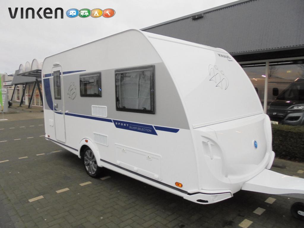 Knaus Sport Silver Selection 420 QD NIEUW 2021 MODEL