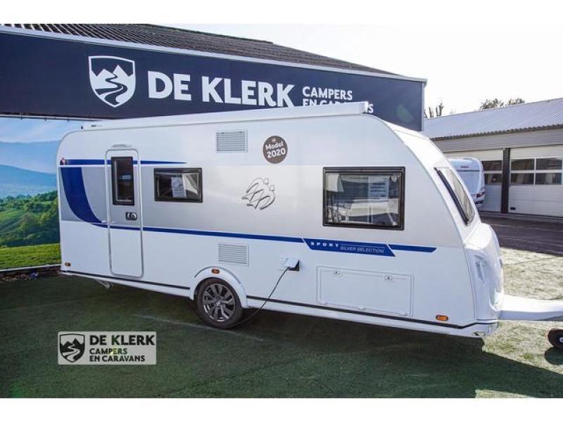 Knaus SPORT 500 QDK Silver Selection aanbieding rijklaar 21750,- - 2021