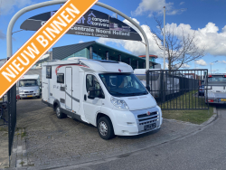 Burstner Travel Van 620 T MET ENKELE BEDDEN + AIRCO