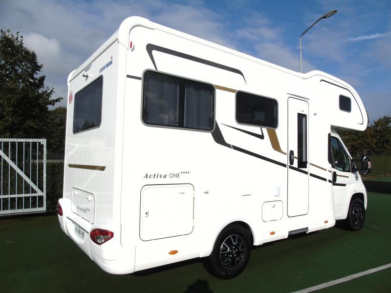 Eura Mobil Activa One 650 HS ANWB Camper 2021