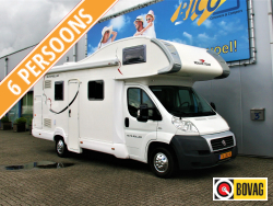 Roller Team Auto Roller 600 6 persoons camper