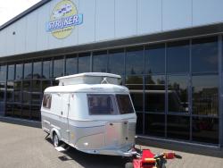 Eriba Touring Triton 410 GT Langslaper + Zit Mover  .