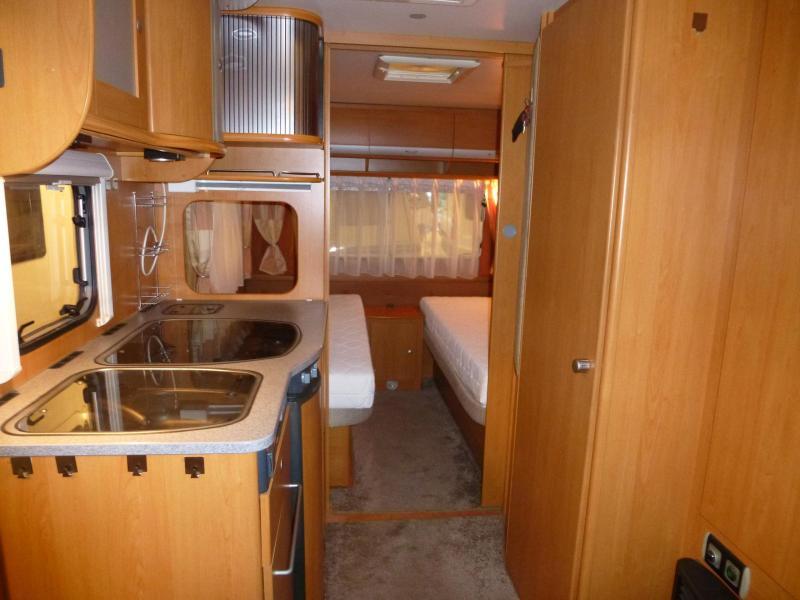 Dethleffs Camper Lifestyle 510 V Enkele bedden Mover/Tent - 2006