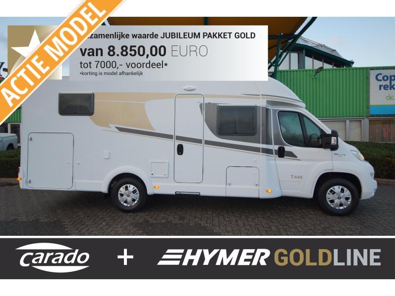 Hymer Carado 448 t