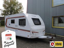 Weinsberg CaraOne 420 QD Caravan is verkocht.