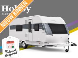 Hobby De Luxe 495 WFB 2021 model