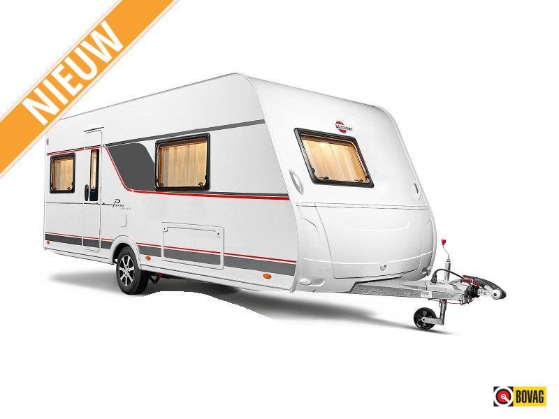 Bürstner Premio Limited 450 TS Nu met gratis voortent.